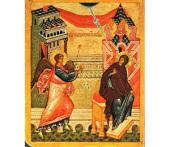 Слово Святейшего Патриарха Кирилла в праздник Благовещения Пресвятой Богородицы