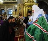 Предстоятель Русской Церкви возглавил чин наречения архимандрита Артемия (Снигура) во епископа Петропавловского и Камчатского