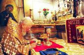 Блаженнейший митрополит Киевский Владимир совершил паломничество на Святую Землю