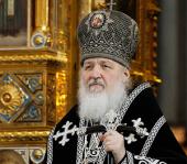 Слово Святейшего Патриарха Кирилла после Литургии Преждеосвященных Даров в Великую среду