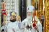 Пасхальная Божественная литургия в Храме Христа Спасителя