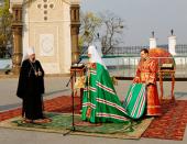 Святейший Патриарх Кирилл: Жертвуя жизнью, ликвидаторы Чернобыля исполнили заповедь Христа о любви