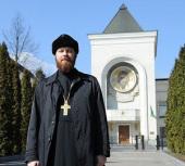 Игумен Филипп (Рябых): Задача представительства Русской Церкви в Страсбурге — творчески участвовать в общем деле строительства единой Европы