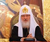 Святейший Патриарх Кирилл: Возведение в Москве 200 новых храмов повлияет на религиозную картину всей России