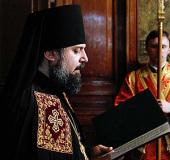 Слово архимандрита Германа (Камалова) при наречении во епископа Ейского, викария Екатеринодарской и Кубанской епархии