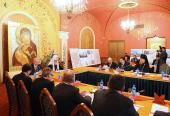Святейший Патриарх Кирилл и С.С. Собянин возглавили Попечительский совет Фонда поддержки строительства храмов города Москвы
