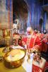 Патриаршее служение в Свято-Троицкой Сергиевой лавре. Хиротония архимандрита Германа (Камалова) во епископа Ейского, викария Екатеринодарской епархии