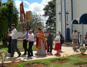 В столице Бразилии впервые совершено православное богослужение на церковнославянском языке