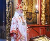 Проповедь Святейшего Патриарха Кирилла в день Радоницы в Архангельском соборе Кремля