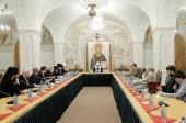 В Храме Христа Спасителя состоялось заседание Палаты попечителей Патриаршей литературной премии