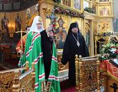 Слово Святейшего Патриарха Кирилла в день памяти великомученика Георгия Победоносца