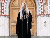 Обращение Святейшего Патриарха Кирилла к участникам Всероссийской духовно-патриотической акции «Георгиевский парад — дети победителей»