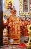 Первосвятительский визит в Донецкую и Харьковскую епархии. Божественная литургия в Спасо-Преображенском соборе г. Донецка