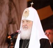 Предстоятель Русской Церкви призвал ветеранов нести молодежи правду о Победе в Великой Отечественной войне