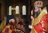 Представитель Болгарской Православной Церкви в Москве возведен в сан архимандрита