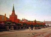 Свято-Данилов ставропигиальный монастырь проводит выставку «Образы Москвы в изобразительном искусстве»