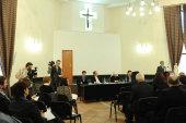 В Москве состоялось заседание Христианского межконфессионального комитета стран СНГ и Балтии