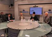 В РИА «Новости» прошла пресс-конференция, посвященная предстоящему вручению первой Патриаршей литературной премии имени святых равноапостольных Кирилла и Мефодия