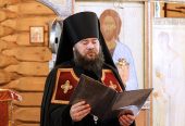 Слово архимандрита Серафима (Глушакова) при наречении во епископа Воскресенского, викария Московской епархии