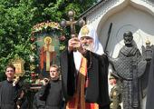 Слово Святейшего Патриарха Кирилла после Божественной литургии в Николо-Угрешском монастыре