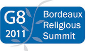 В Бордо прошел Всемирный саммит религиозных лидеров