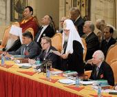 Выступление Святейшего Патриарха Кирилла на открытии XV Всемирного русского народного собора