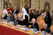Открытие XV Всемирного русского народного собора