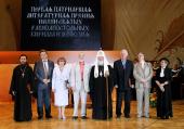 Первым лауреатом Патриаршей литературной премии стал Владимир Крупин