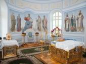 Храм святого Иоанна Богослова Санкт-Петербургских духовных школ