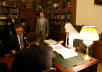 Патриарший визит в Санкт-Петербургскую епархию. Совещание по восстановлению Кронштадтского Никольского Морского собора
