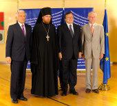 Представители Русской Православной Церкви приняли участие во встрече религиозных лидеров Европы с руководством Европейского Союза