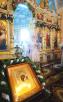Патриаршее служение в Успенском храме Новороссийска. Возложение цветов к мемориалу на месте высадки в годы Великой Отечественной войны десанта на «Малой земле»