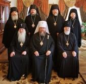 Состоялось очередное заседание Синода Митрополичьего округа Русской Православной Церкви в Республике Казахстан