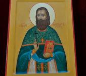 Митрополит Минский и Слуцкий Филарет совершил чин прославления священника Константина Жданова в лике священномучеников