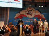Делегация Русской Православной Церкви принимает участие в работе Международного фестиваля «Великое русское слово»