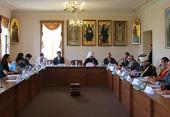 Российско-китайские консультации по контактам и сотрудничеству в религиозной сфере состоялись в Москве