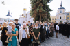 Патриаршее служение в Троице-Сергиевой лавре накануне праздника Святой Троицы
