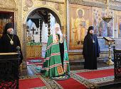 Слово Святейшего Патриарха Кирилла в день Святого Духа в Успенском соборе Московского Кремля