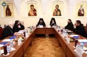 Комиссия Межсоборного присутствия подготовила проект Церковного образовательного стандарта по подготовке катехизаторов