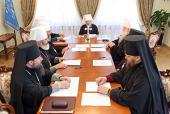 Образован Высший Церковный Совет Украинской Православной Церкви