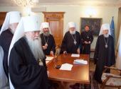Синод Украинской Православной Церкви благословил прославление новых местночтимых святых