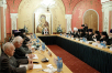 Третье заседание президиума Межсоборного присутствия