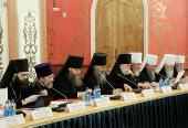 Святейший Патриарх Кирилл возглавил третье заседание президиума Межсоборного присутствия