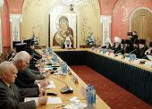 Решением президиума Межсоборного присутствия опубликованы новые документы для церковной и общественной дискуссии