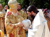 Архимандрит Николай (Капустин) рукоположен во епископа Кременчугского и Лубенского