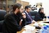 Пресс-конференция, посвященная деятельности Межсоборного присутствия, в Синодальном информационном отделе