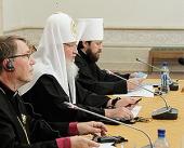 В выступлении на заседании Европейского совета религиозных лидеров председатель ОВЦС коснулся темы гонений на христиан