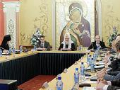 Под председательством Святейшего Патриарха Кирилла состоялось заседание Попечительского совета программы «Формирование туристско-рекреационной зоны 'Духовный центр Урала'»