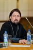Заседание комиссии Межсоборного присутствия по вопросам информационной деятельности Церкви и отношений со СМИ