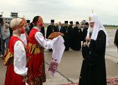 Начался Первосвятительский визит Святейшего Патриарха Кирилла в Брянскую епархию